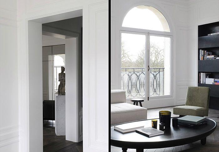 Wundersch ne moderne franz sische interieurs pics for Interni case francesi