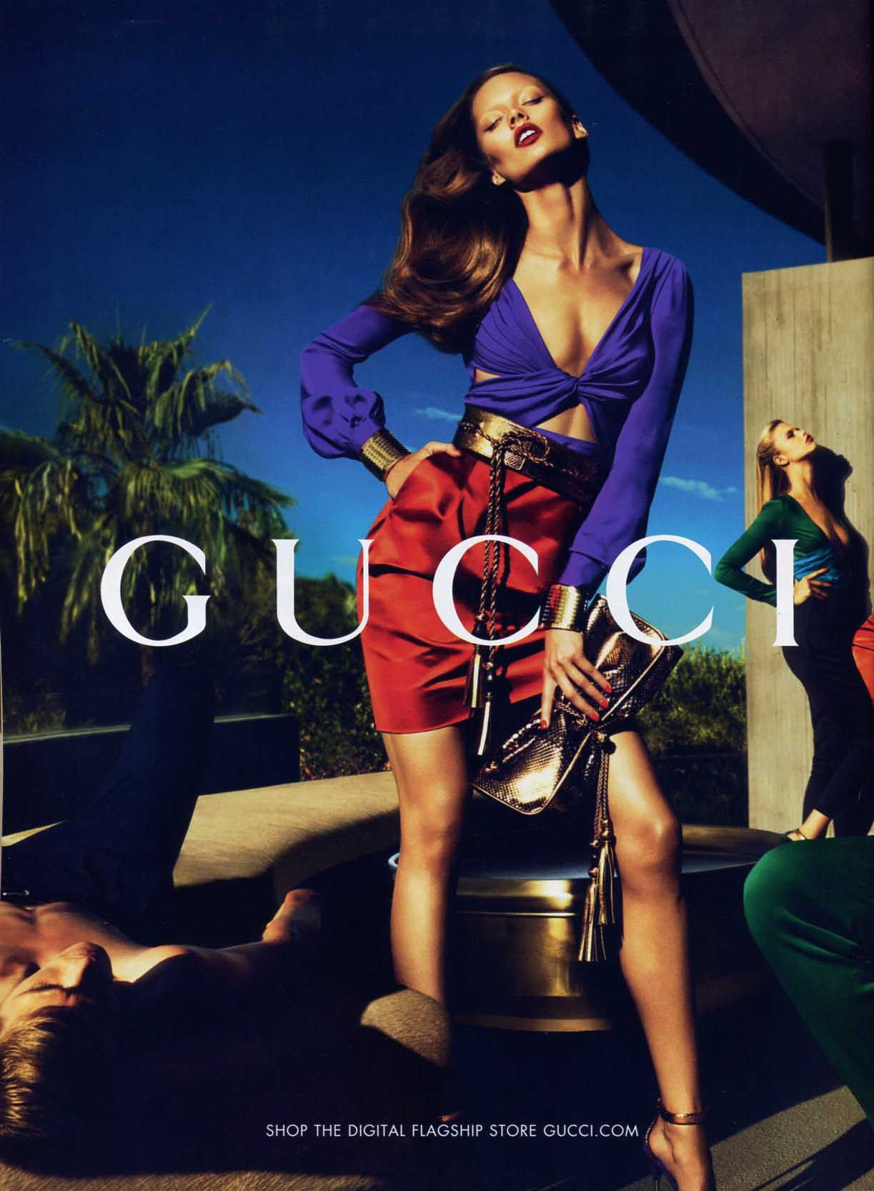 Pret-a-Porter Gucci Printemps/Eté 2011, ready to wear ...