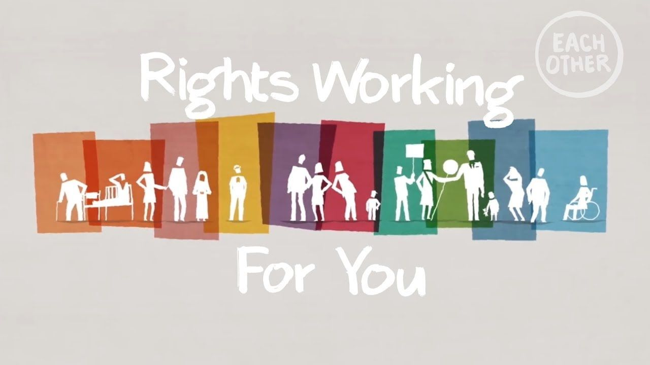 Human Rights Explained In A Beautiful Two Minute Animation Declaration Of Human Rights Human Rights Issues Human Rights