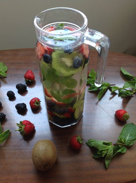 My Casual Brunch: Detox Water