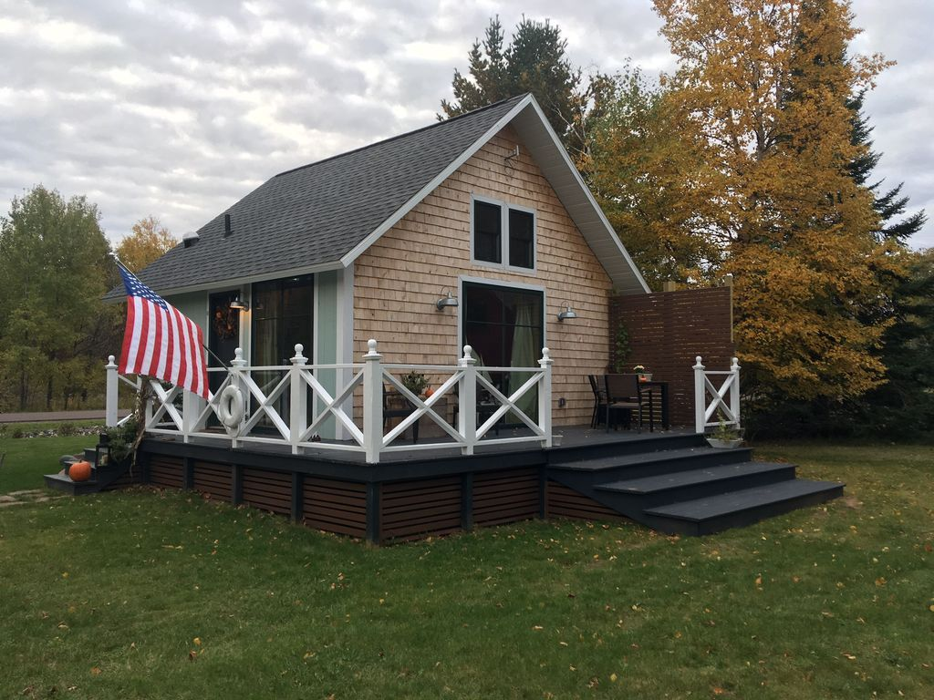 lake superior cabin rentals wisconsin