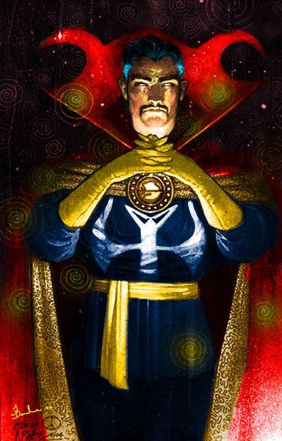 DR Strange by Timboe.deviantart.com on @deviantART