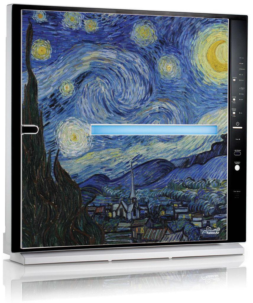 MinusA2 Artists Series Air Purifier (Starry Night