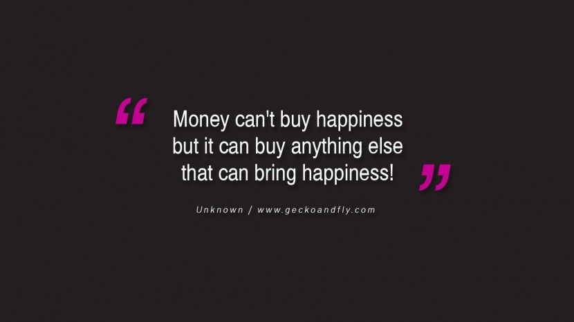 3 Ways to Make Money Online and 20 Inspiring Quotes on Money http://www.geckoandfly.com/make-money-online/