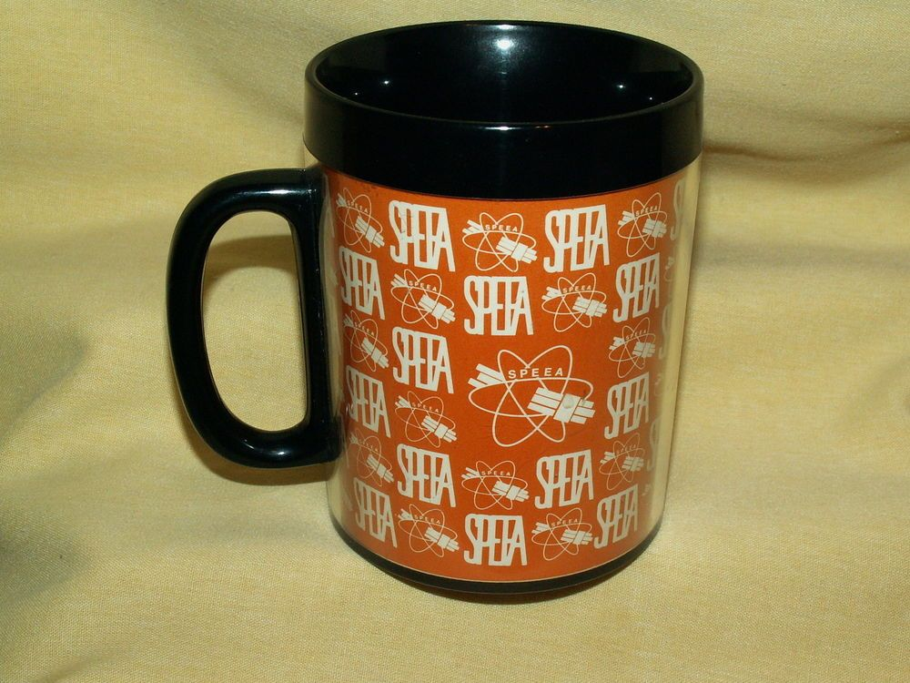 SPEEA MUG THERMO SERV CUP SOCIETY PROFESSIONAL ENGINEERING EMPLOYEES