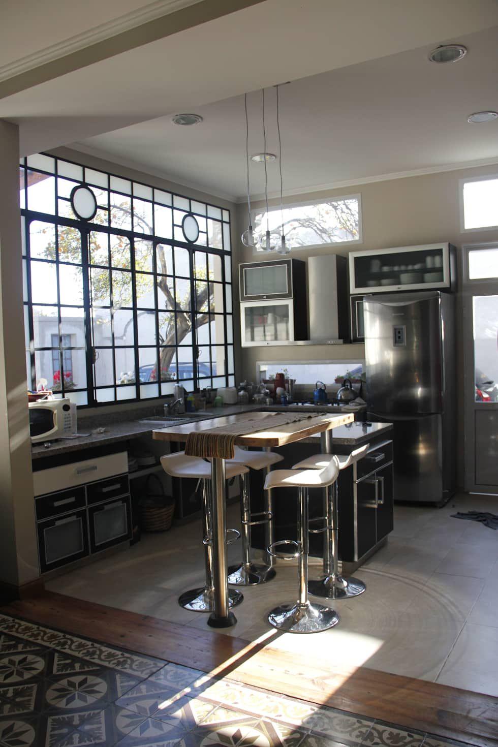 Casa ciocastias cocinas modernas: ideas, imágenes y decoración de laura zilinski arquitecta moderno