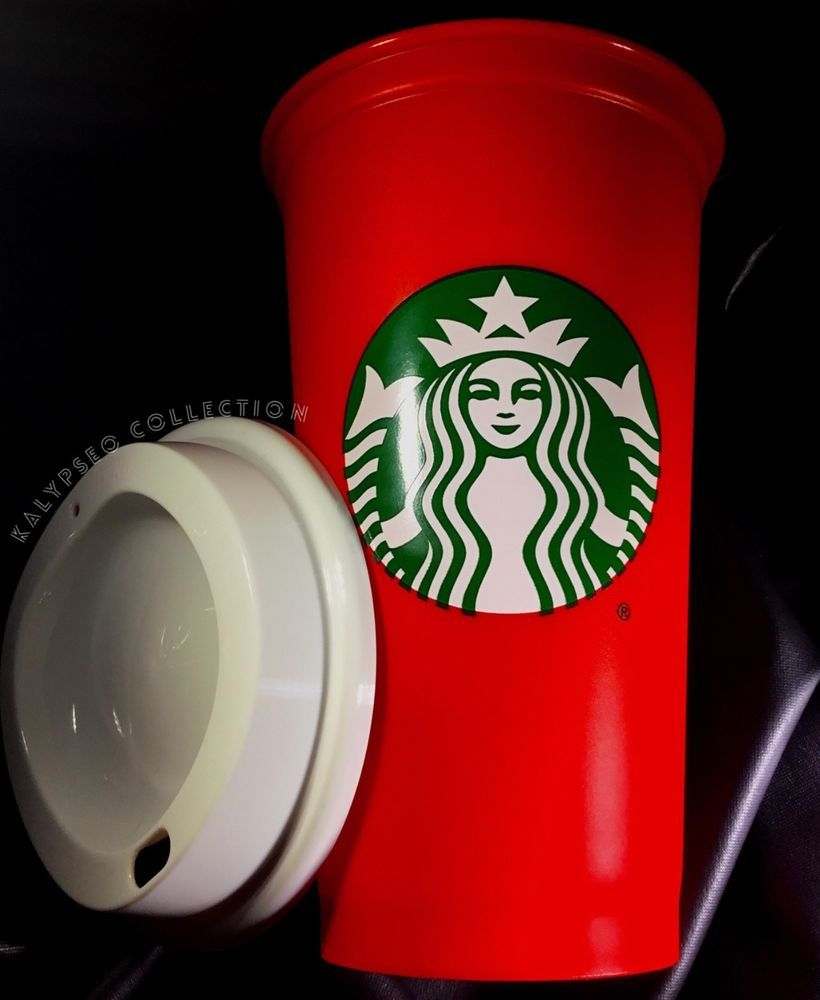 Starbucks Holiday Red Cup 2018 Reusable W Lid Bpa Free Plastic Coffee Traveler Starbuckscoffee Starbucks Cups Starbucks Starbucks Mugs For Sale