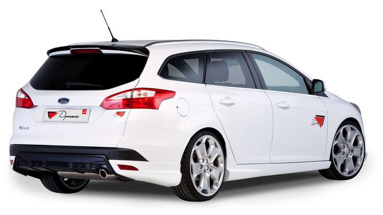 Ford Focus Wagon Ms Design Bodykit Ford Focus Wagon Ford Focus