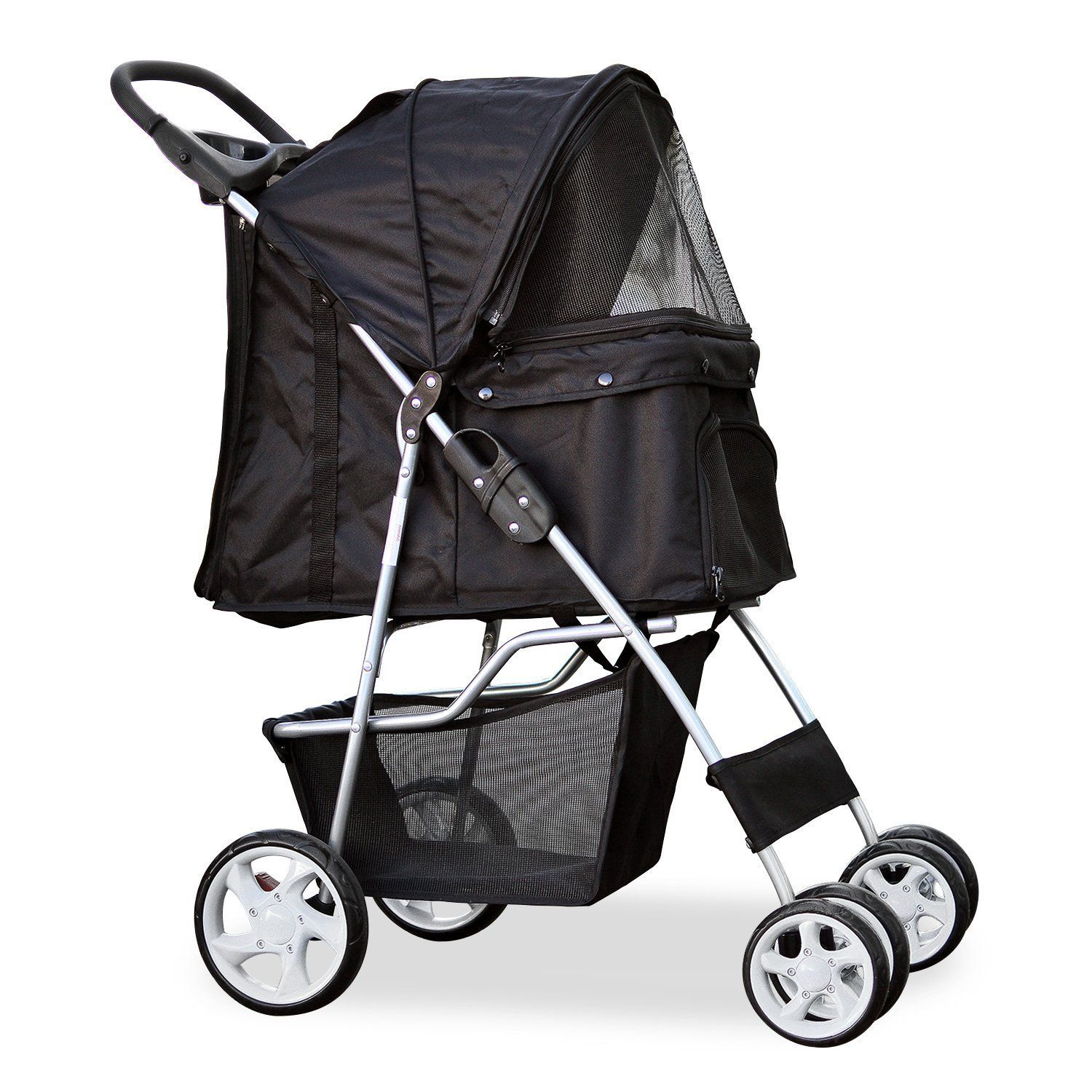 PetsN'all Foldable Pet Stroller * Trust me, this is great
