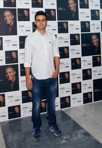 """Samy Khalil, presentación disco #Pitingo """"Cambio de Tercio""""  #SamyKhalil"""