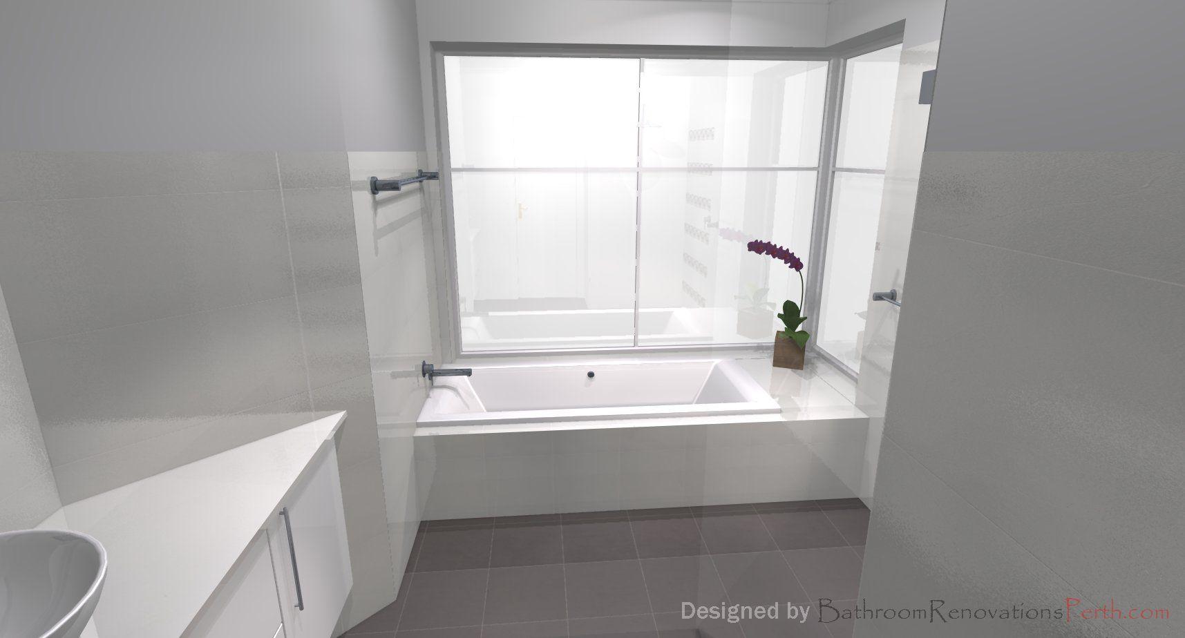 Designed by Bathroom Renovations Perth www.bathroomrenovationsperth ...