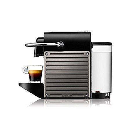 Krups Yy1201Fd Pixie krups - yy1201fd - nespresso pixie machine à espresso - titane