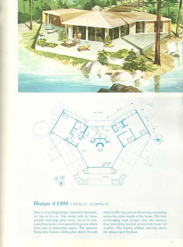 Vintage Vacation Home Plans 3 Vacation House Plans Vintage House Plans House Plans With Pictures