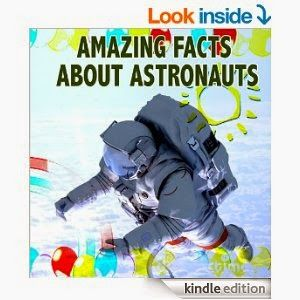 Amazing Facts About Astronauts #ProductReviewParty