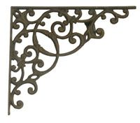 John Wright Cast Iron Products For The Hearth Home Wrought Iron Corbels Shelf Brackets Wrought Iron Accents