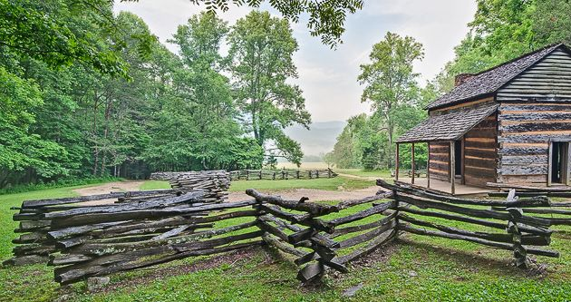 Smoky Mountains History Fences Barns and horse spaces Pinterest
