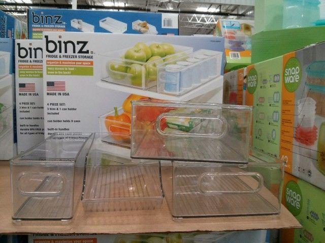 Binz Fridge And Freezer Storage Costco Freezer Storage Freezer
