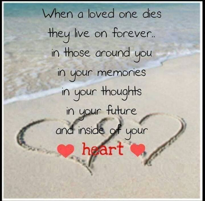 Always In Our Thoughts Forever In Our Hearts Quotes: Pin By Kallie Boudreaux On Quotes