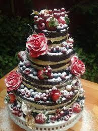 Resultado de imagem para torta de casamento