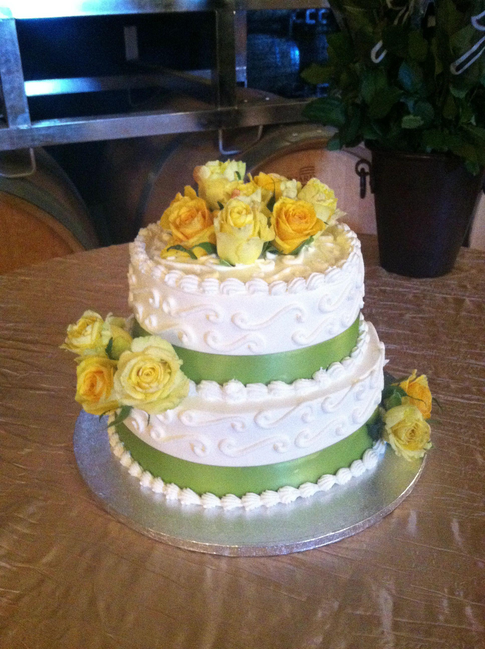 Whip cream wedding cake | my creations | Pinterest | Cream wedding ...