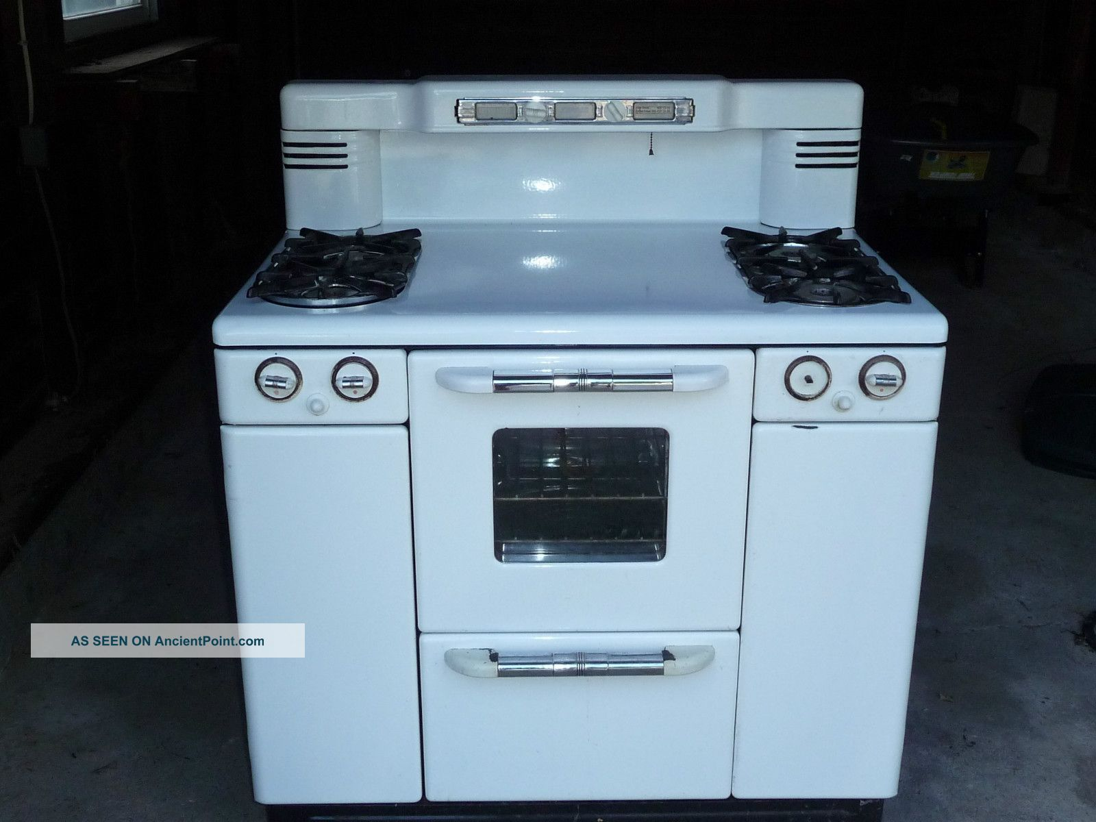Tappan Vintage Gas Stove - 1946 In Amazing Condition Stoves photo ...