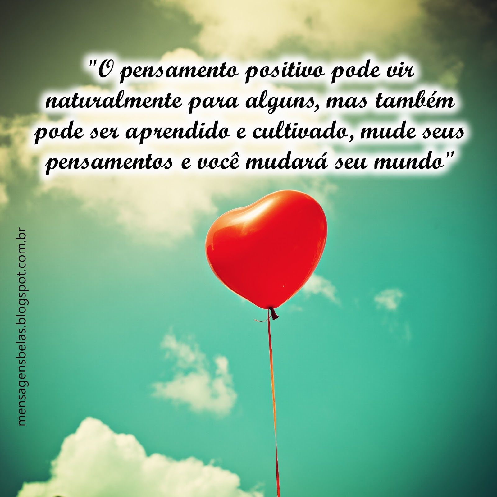 Imagens De Amor - Pensamento Positivo