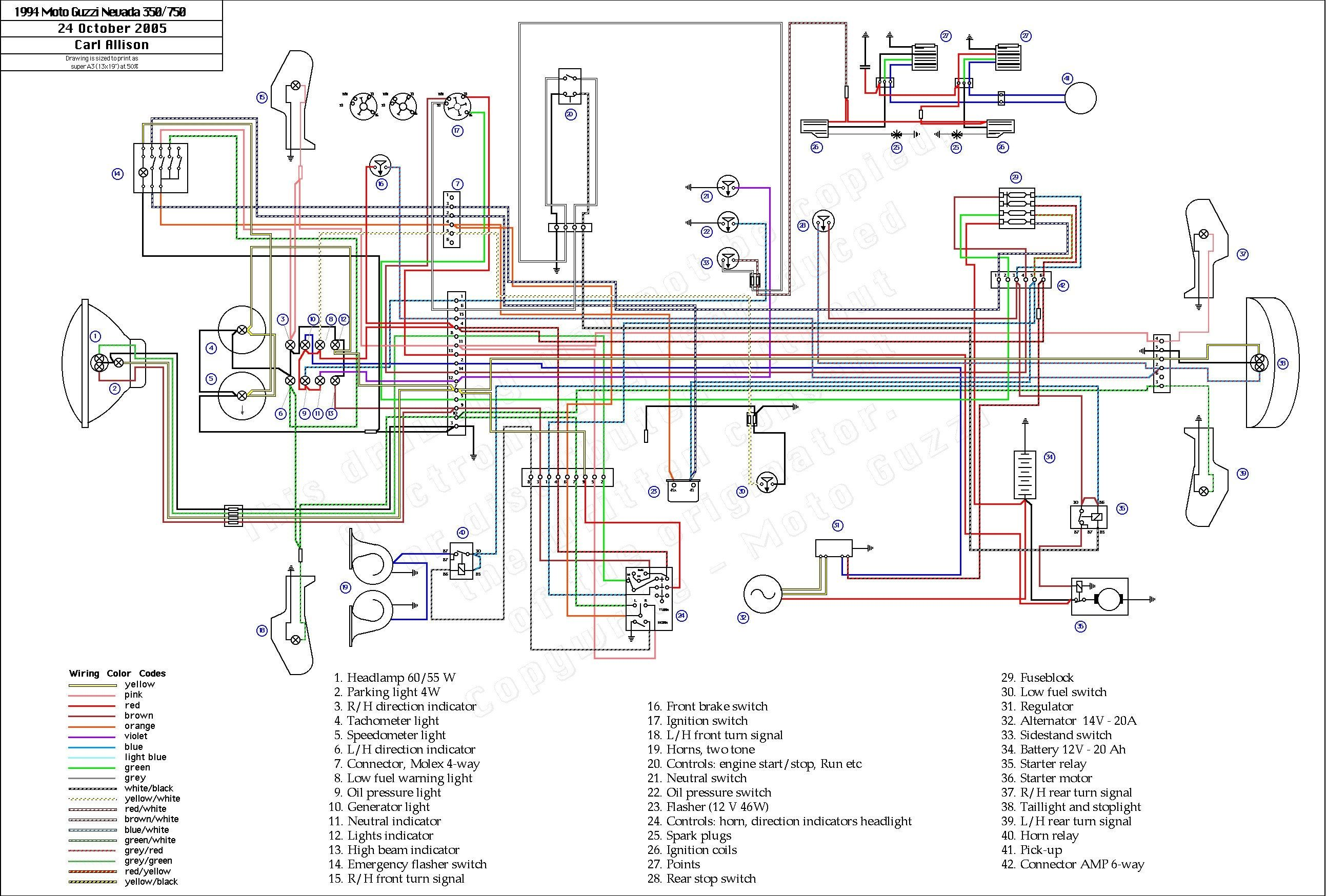 Yamaha Sdometer Wiring - Wiring Diagram Dash on