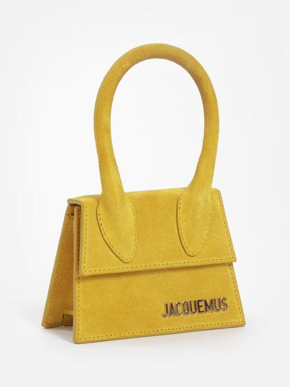 17f8bcf5a492 JACQUEMUS JACQUEMUS WOMEN'S YELLOW
