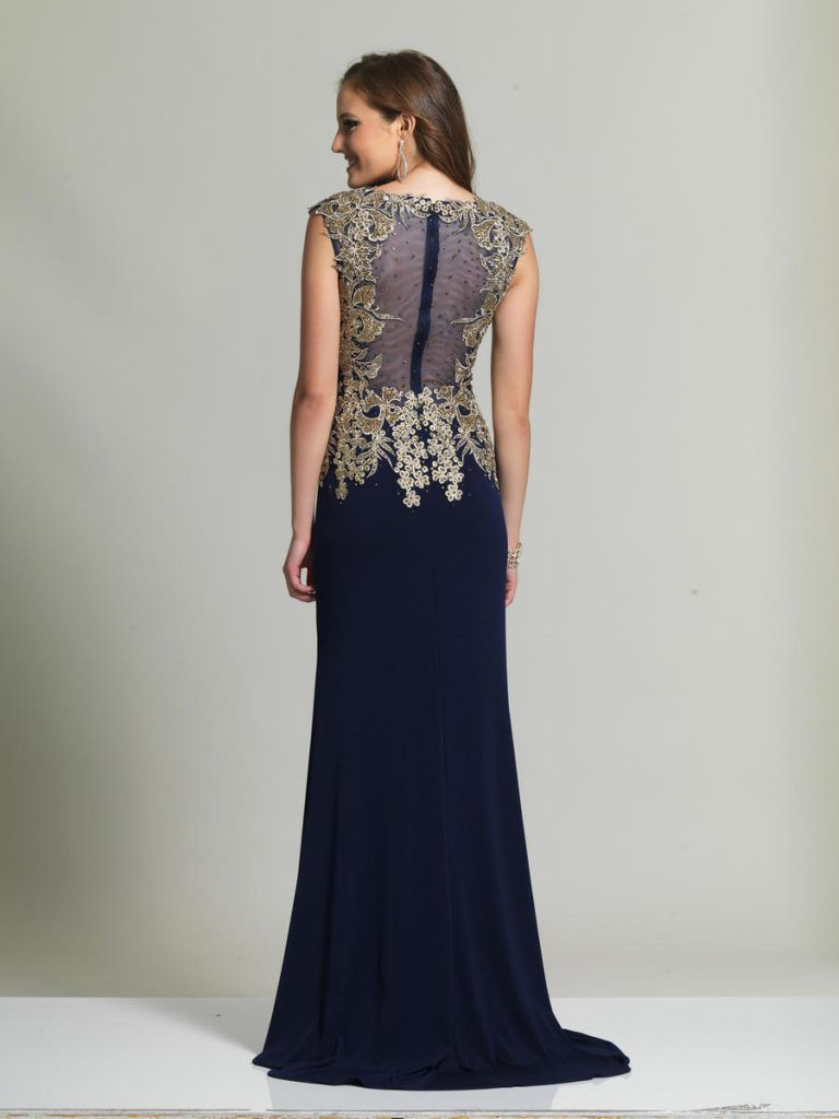 Beaded keyhole gown beaded keyhole prom gown fashion women