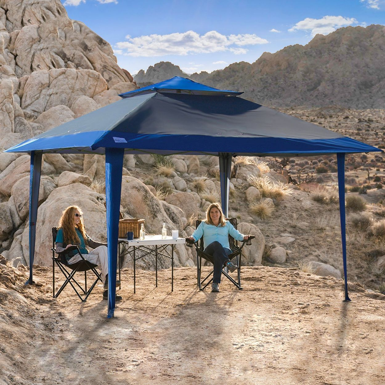 Popupshade 13 X13 Instant Canopy With Poplock Central Hub Frame In 2021 Instant Canopy Canopy Outdoor Comfort