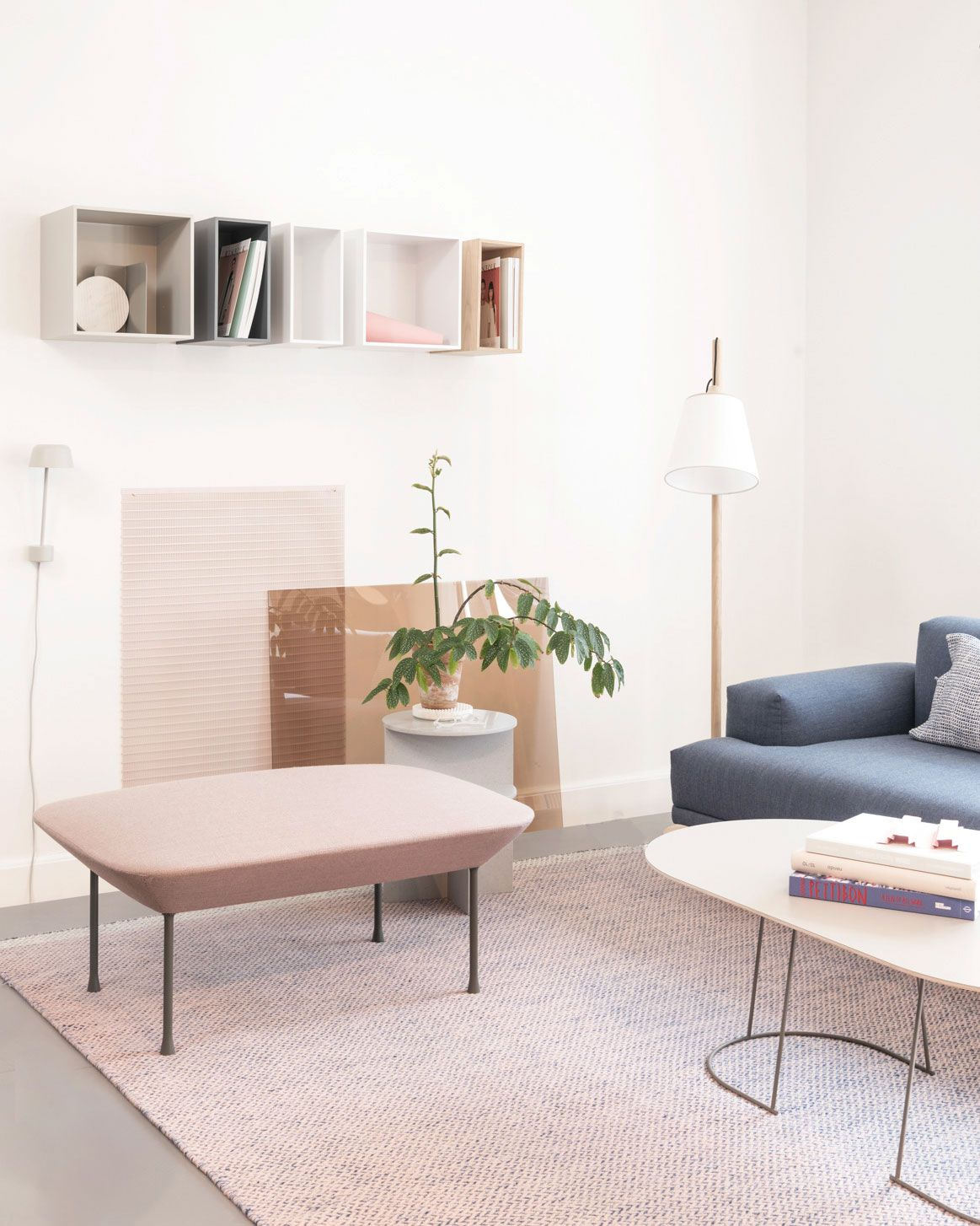 Scandinavian Home Decor Inspiration From Muuto The Oslo Sofa Family Unites Geometric Lines With A Light Form For The Refined Comfortable Lounging Experience