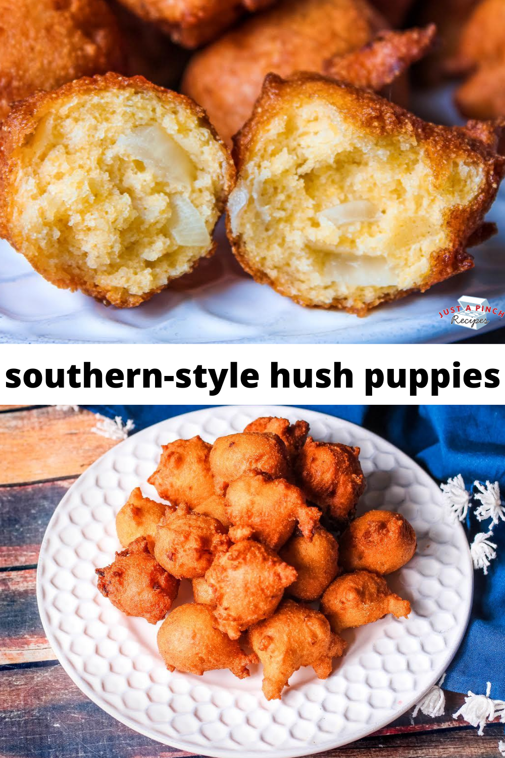 Southern Style Hush Puppies In 2020 Recipes Cooking Recipes Tasty Dishes