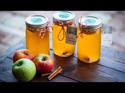 AWESOME Apple Pie Moonshine Recipe in 3min GREAT