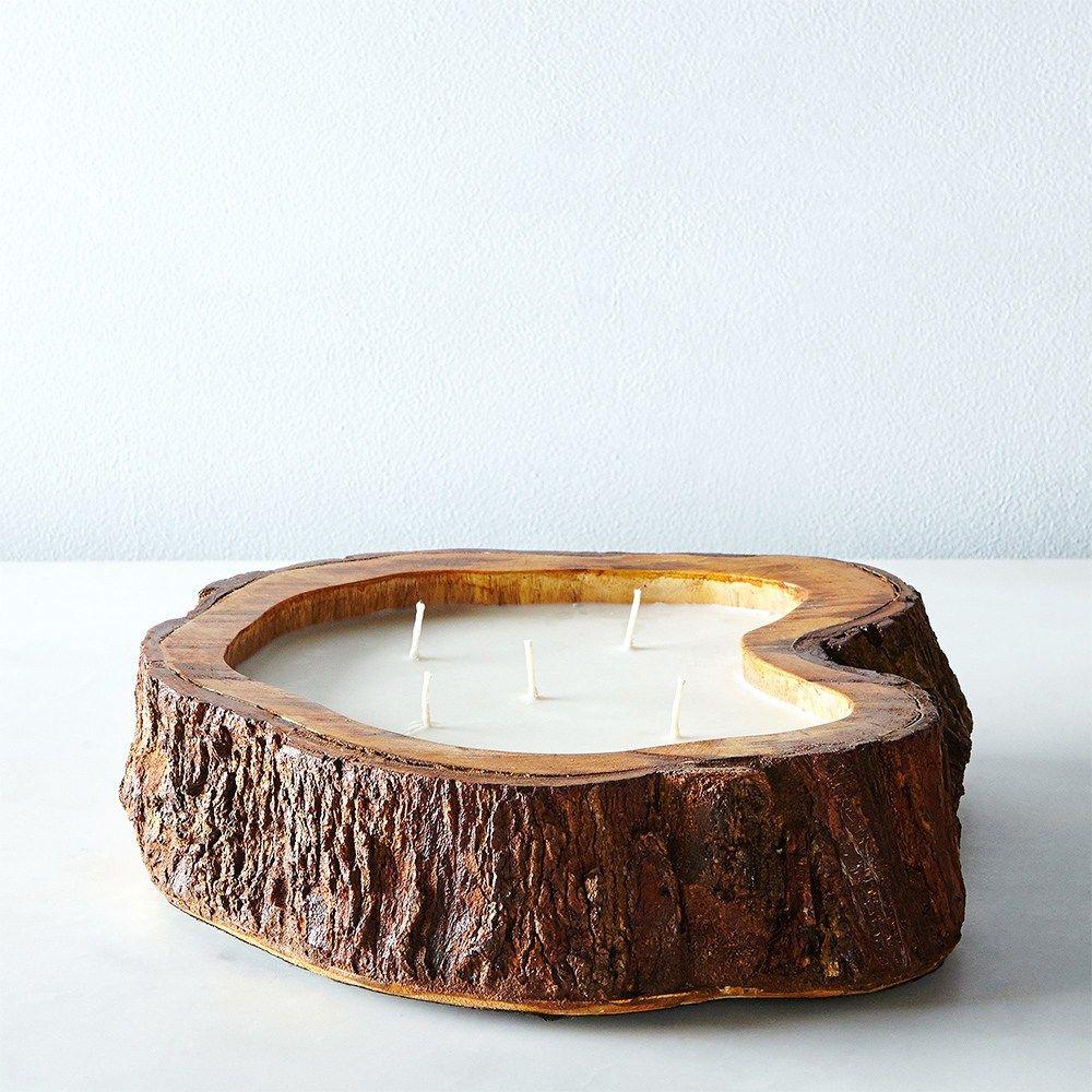10 ideas con troncos y rodajas de madera ¡lleva la naturaleza a tu hogar!