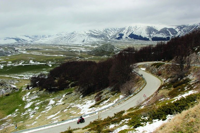 Touring Tip Riding Safely in Cold Weather Touring, Cold