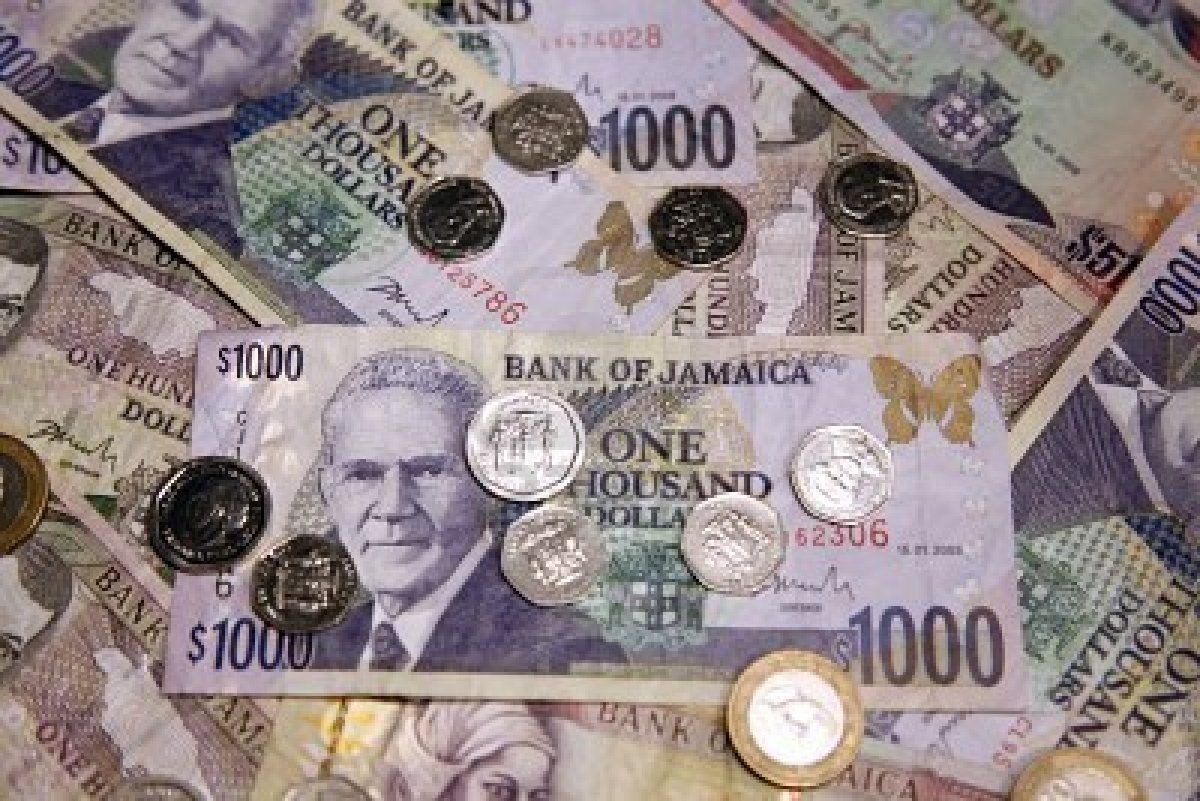 Jamaica Money Currency 1 00 Usd 86 2500 Jmd