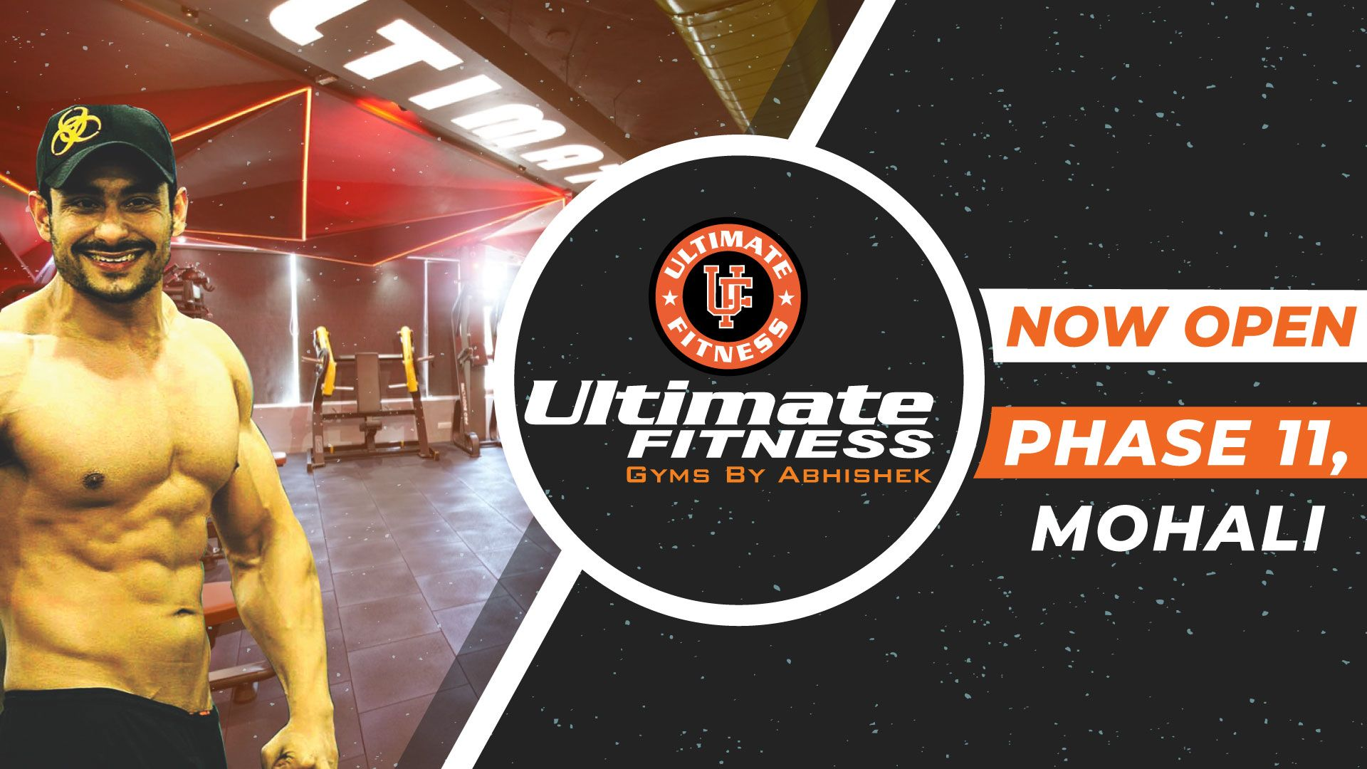 Ultimate Fitness Gyms By Abhishek Best Gym In Mohali Chandigarh Offers You Complete Fitness Best Gym Gym Workouts Fitness Event