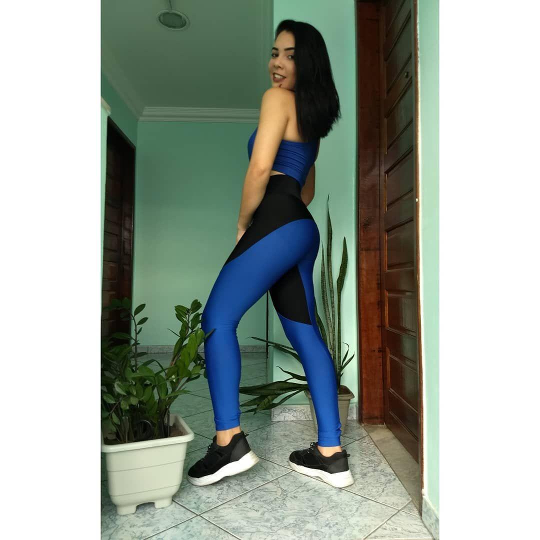 #BomDia!!! Desejar é o primeiro passo para a conquista de nossos sonhos.  #Legging#Top...