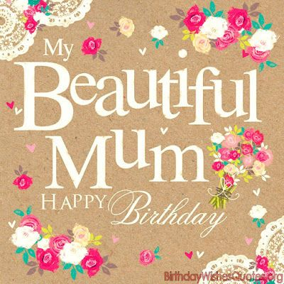 Exceptionnel Top # Happy Birthday Mom   Wishes, Quotes, Messages