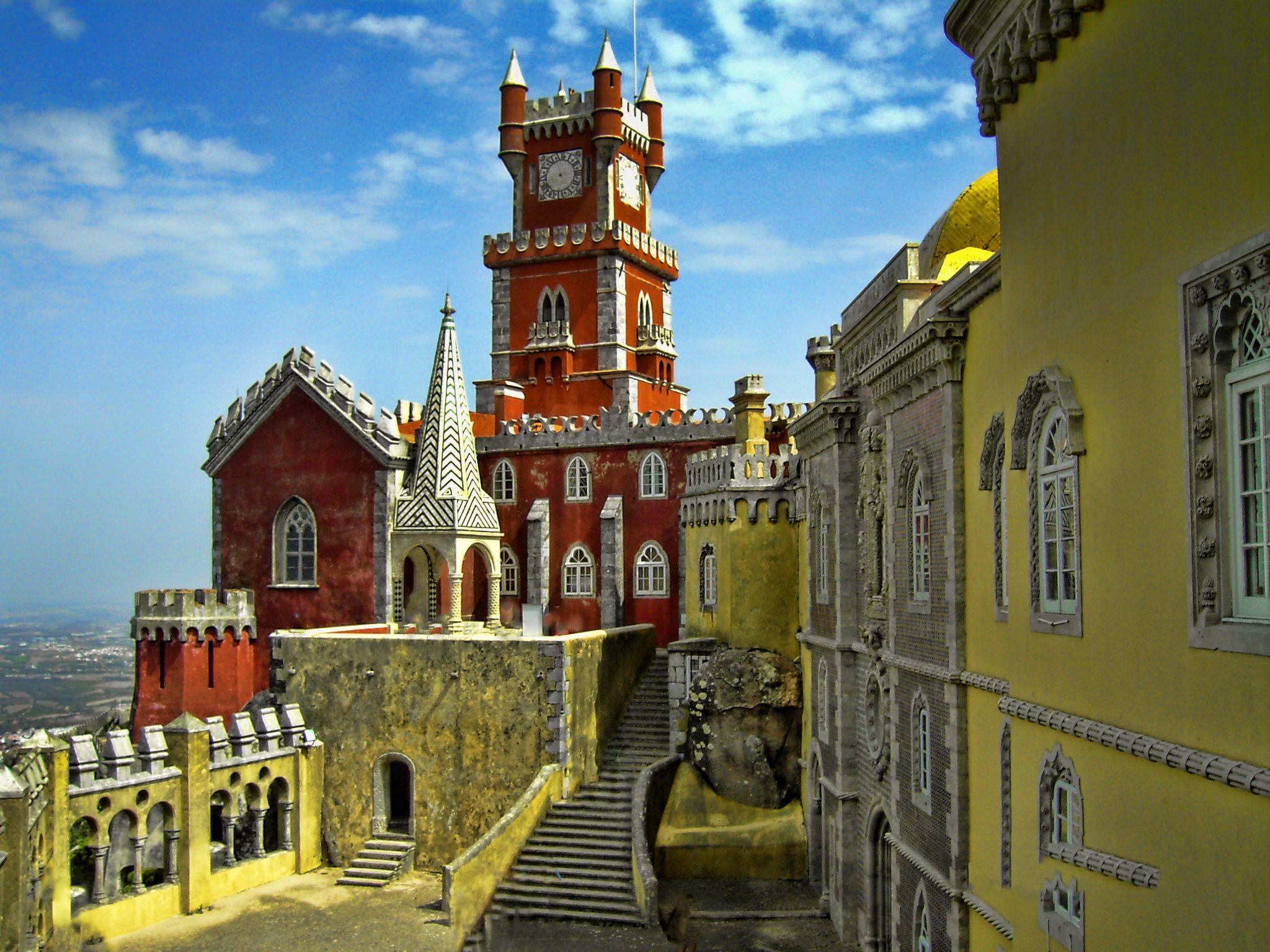 Sintra by Pedro Pablo Santos on 500px