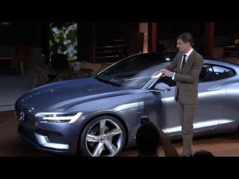 Volvo Concept Coupe - YouTube