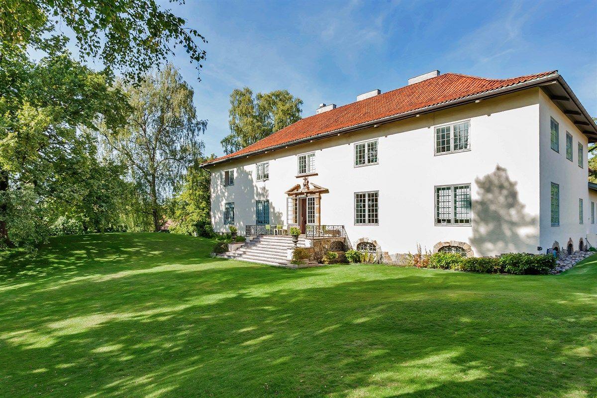 Villa Elsero Arnstein Arnebergs Vei 3 0274 Oslo Norway 1923 By Arnstein Arneberg