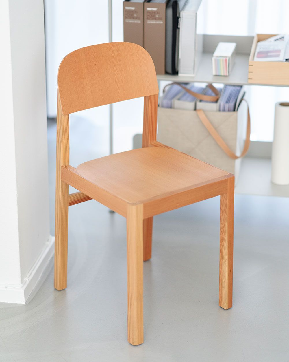 Scandinavian Interior Inspiration From Muuto The Workshop Chair Brings A Playful Approach To The Scandinavian Furniture Design Dining Room Decor Modern Chair