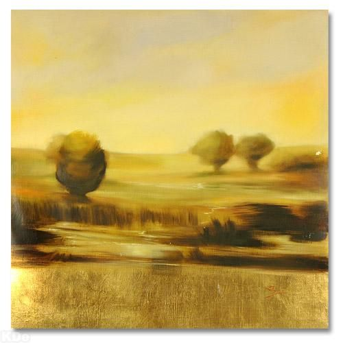 Alborada - new certificate of authenticity painting