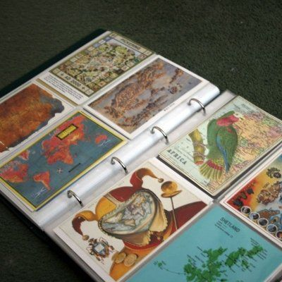 How To Store And Display Your Postcards Snail Mail And Writing