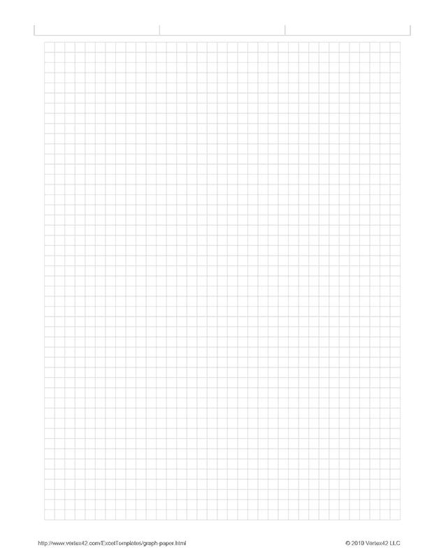 architecture graph paper