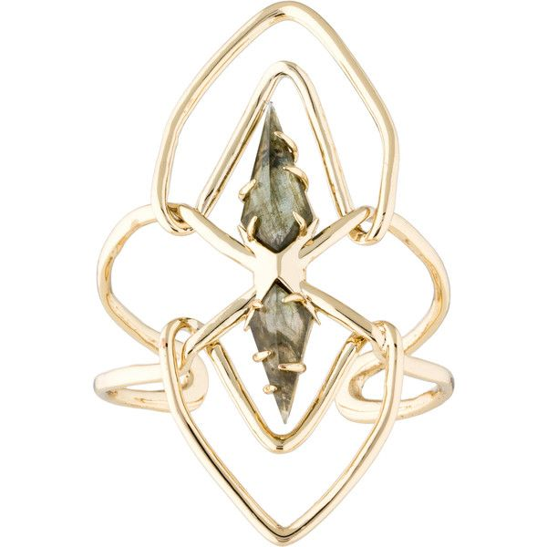 Pre-owned Alexis Bittar Geometric Labradorite Doublet Cuff Bracelet ($125) ❤ liked on Polyvore featuring jewelry, bracelets, alexis bittar, cuff bracelet, hinged cuff bracelet, geometric jewelry and preowned jewelry