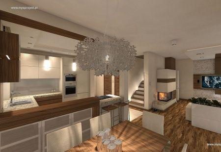 Wizualizacje Mysprojekt Projektowanie Wnetrz Home Decor Furniture Home