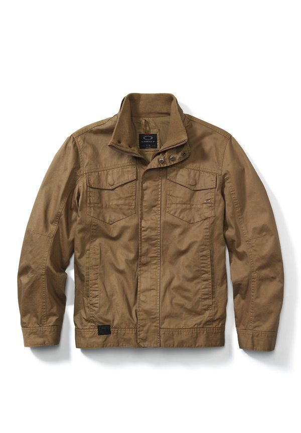 152cb1cebd Oakley Operative Jacket