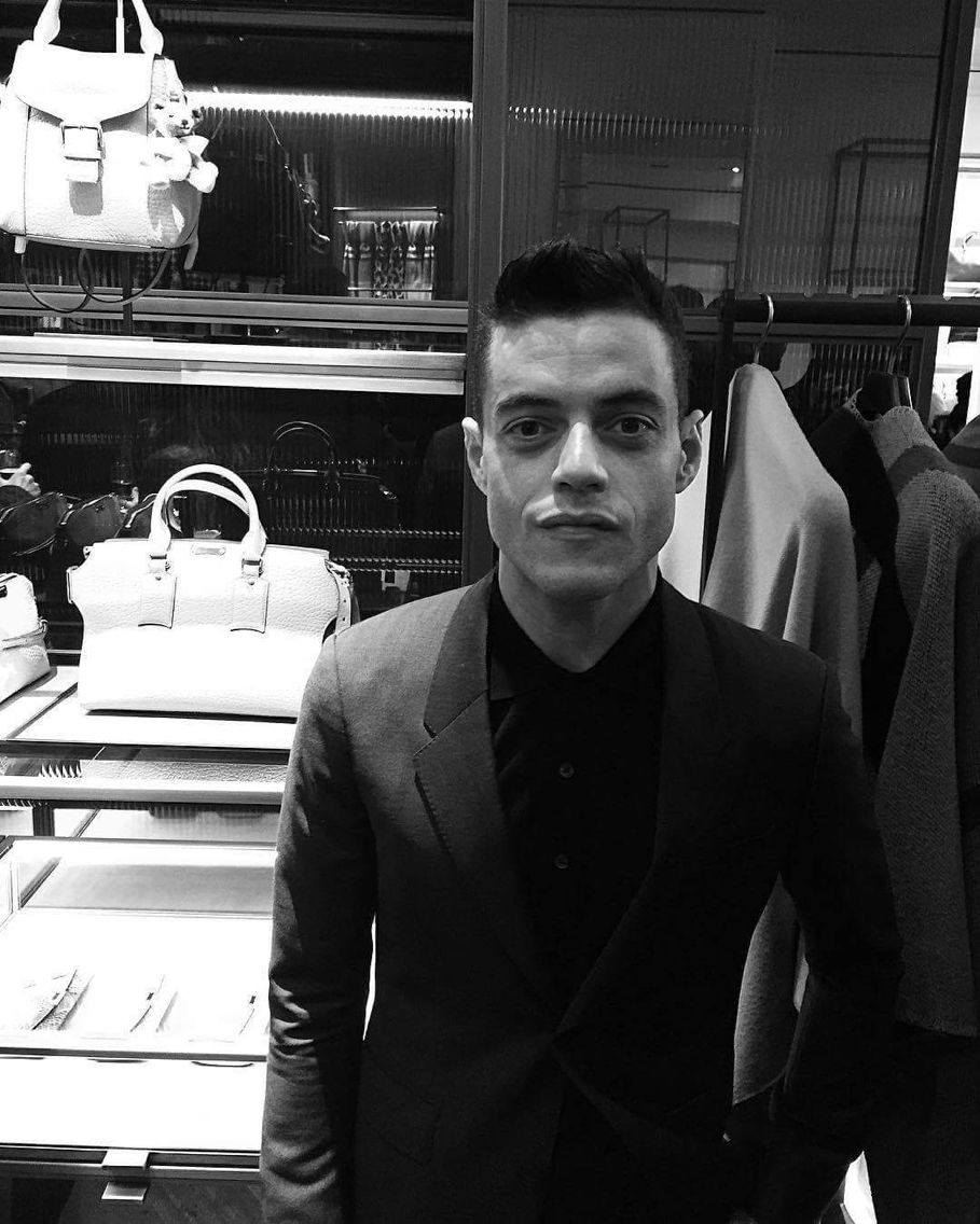 Shopping with Rami